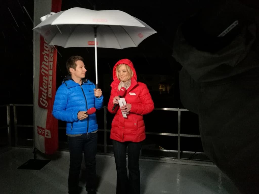 andreas felder kameramann 33 - ORF Guten Morgen Österreich aus Tirol und Vorarlberg (März)