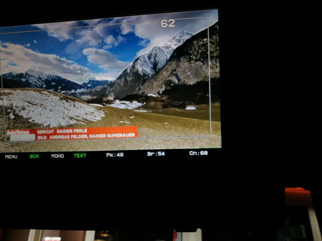 andreas felder kameramann 34 - ORF Guten Morgen Österreich aus Tirol und Vorarlberg (März)