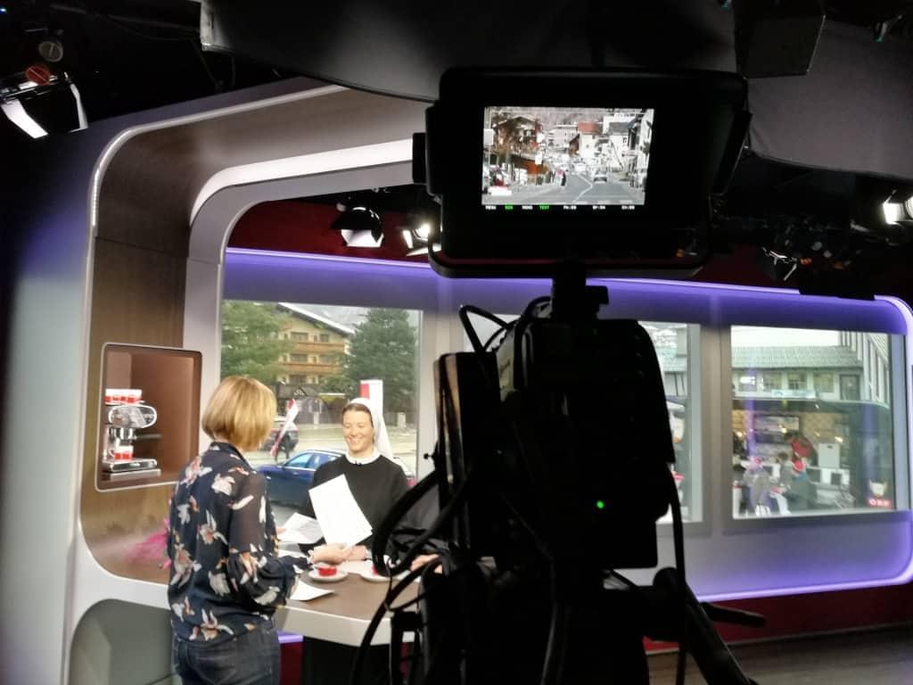 andreas felder kameramann 35 - ORF Guten Morgen Österreich aus Tirol und Vorarlberg (März)