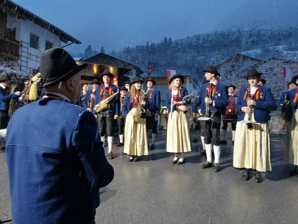 andreas felder kameramann 38 - ORF Guten Morgen Österreich aus Tirol und Vorarlberg (März)