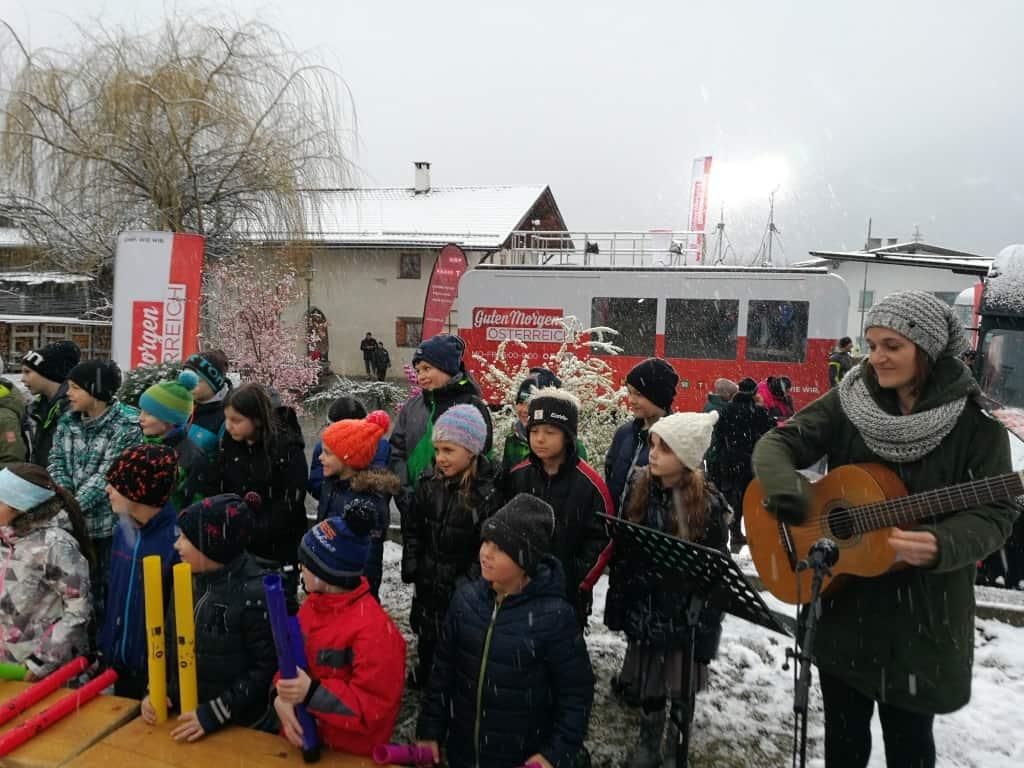 andreas felder kameramann 39 - ORF Guten Morgen Österreich aus Tirol und Vorarlberg (März)