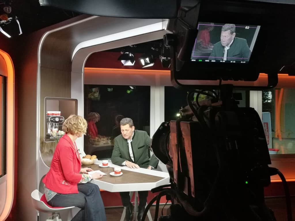 andreas felder kameramann 4 - ORF Guten Morgen Österreich aus Tirol und Vorarlberg (März)
