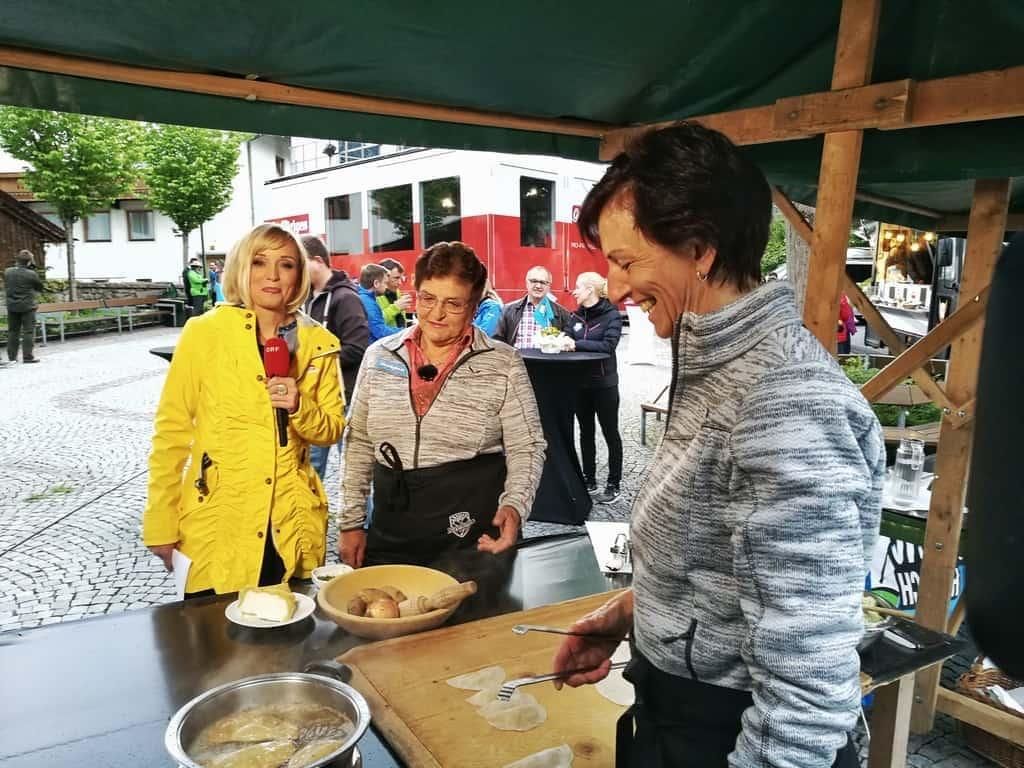 andreas felder kameramann orf guten morgen oesterreich  18x 1 - ORF Guten Morgen Österreich Live aus Tirol und Vorarlberg (Mai)