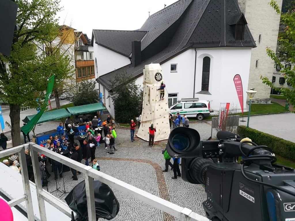 andreas felder kameramann orf guten morgen oesterreich  22x 1 - ORF Guten Morgen Österreich Live aus Tirol und Vorarlberg (Mai)