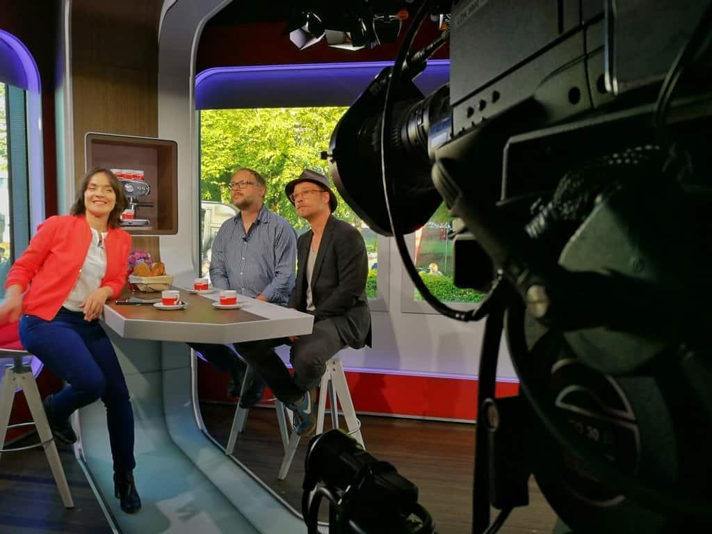 andreas felder kameramann orf guten morgen oesterreich  33x - ORF Guten Morgen Österreich Live aus Tirol und Vorarlberg (Mai)