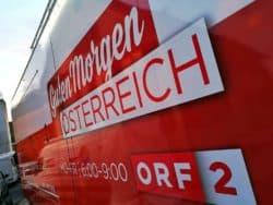 andreas felder kameramann orf guten morgen oesterreich  39x 250x188 - Deutsche Welle TV Dreh in Haus im Ennstal