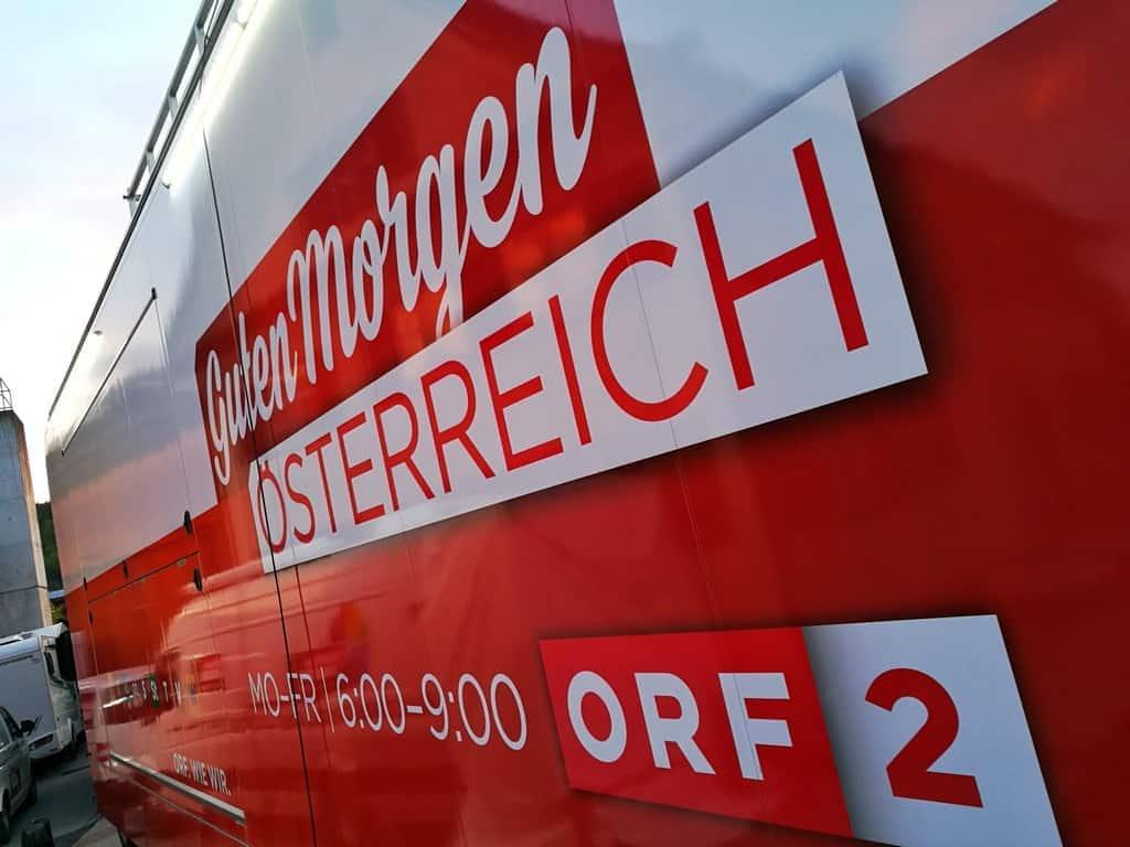 ORF Guten Morgen Österreich Live aus Tirol und Vorarlberg (Mai)