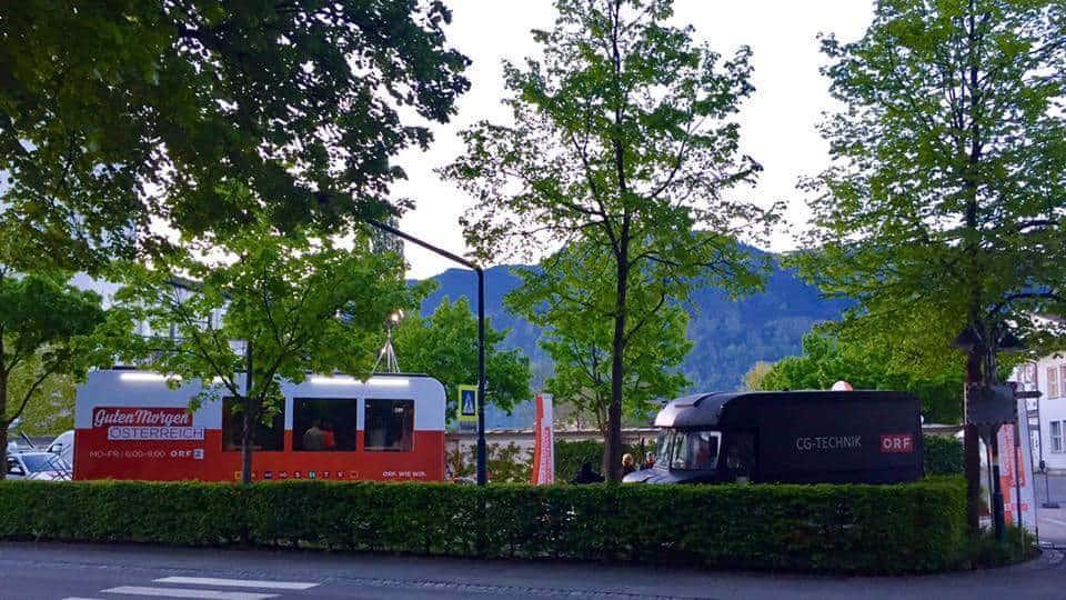 andreas felder kameramann orf guten morgen oesterreich  7x 1 - ORF Guten Morgen Österreich Live aus Tirol und Vorarlberg (Mai)