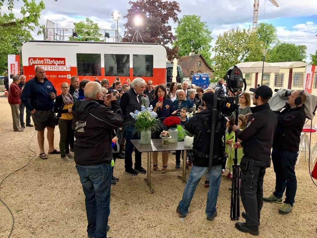 andreas felder kameramann orf guten morgen oesterreich  8x 1 - ORF Guten Morgen Österreich Live aus Tirol und Vorarlberg (Mai)