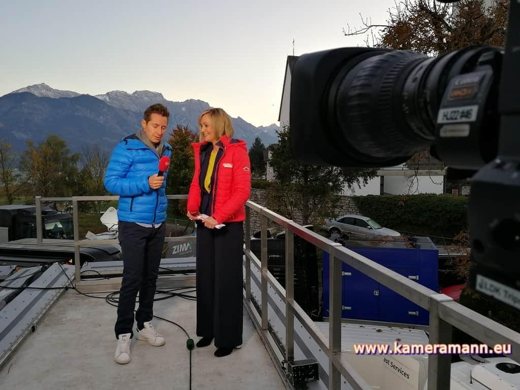 andreas felder kameramann ORF Daheim in Österreich 2021 - ORF - Unterwegs in Österreich