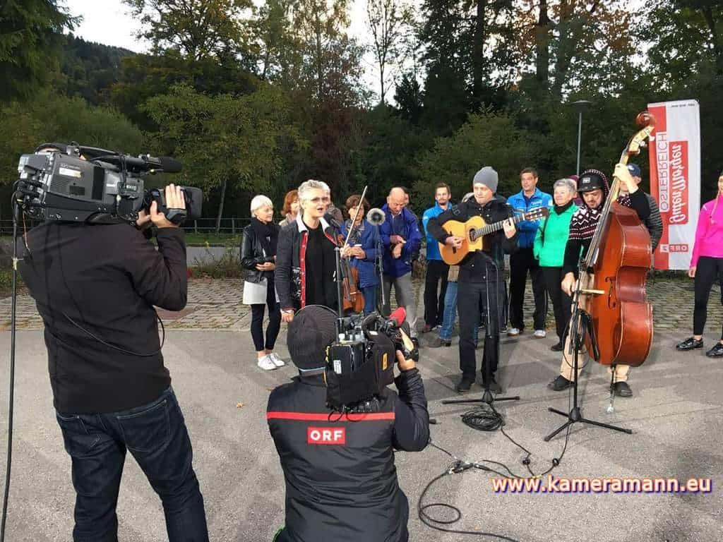 andreas felder kameramann ORF Daheim in Österreich 2031 - ORF - Unterwegs in Österreich