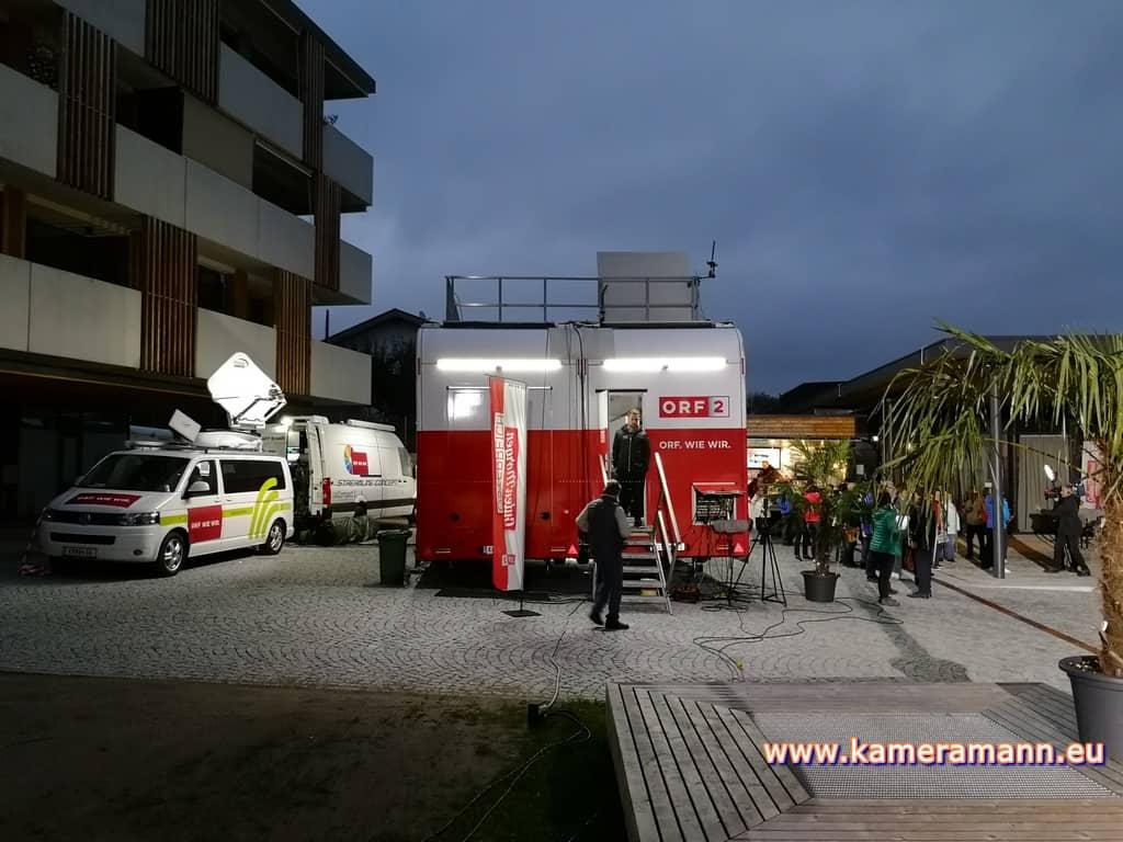 andreas felder kameramann ORF Daheim in Österreich 2035 - ORF - Unterwegs in Österreich