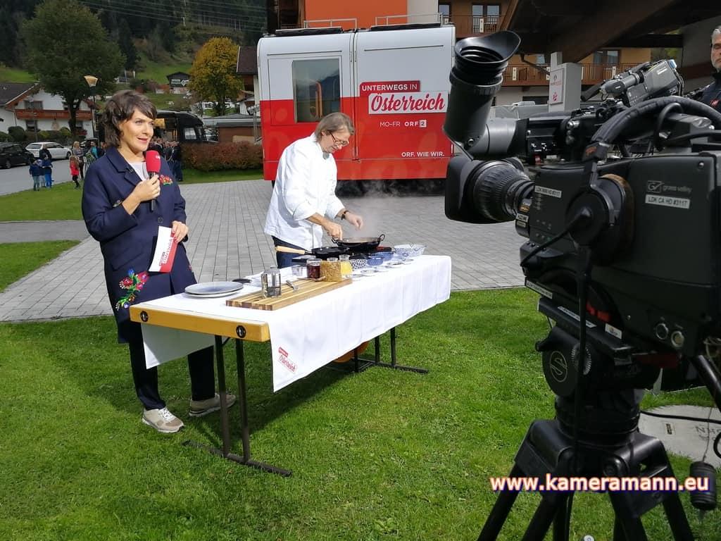 andreas felder kameramann ORF Daheim in Österreich 2047 - ORF - Unterwegs in Österreich