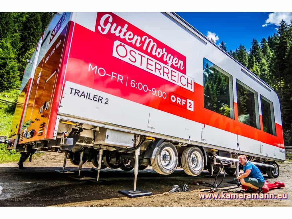 andreas felder kameramann ORF Guten Morgen Österreich 20 Andreas Felder www.kameramann.eu  - ORF Guten Morgen Österreich - Gschnitz
