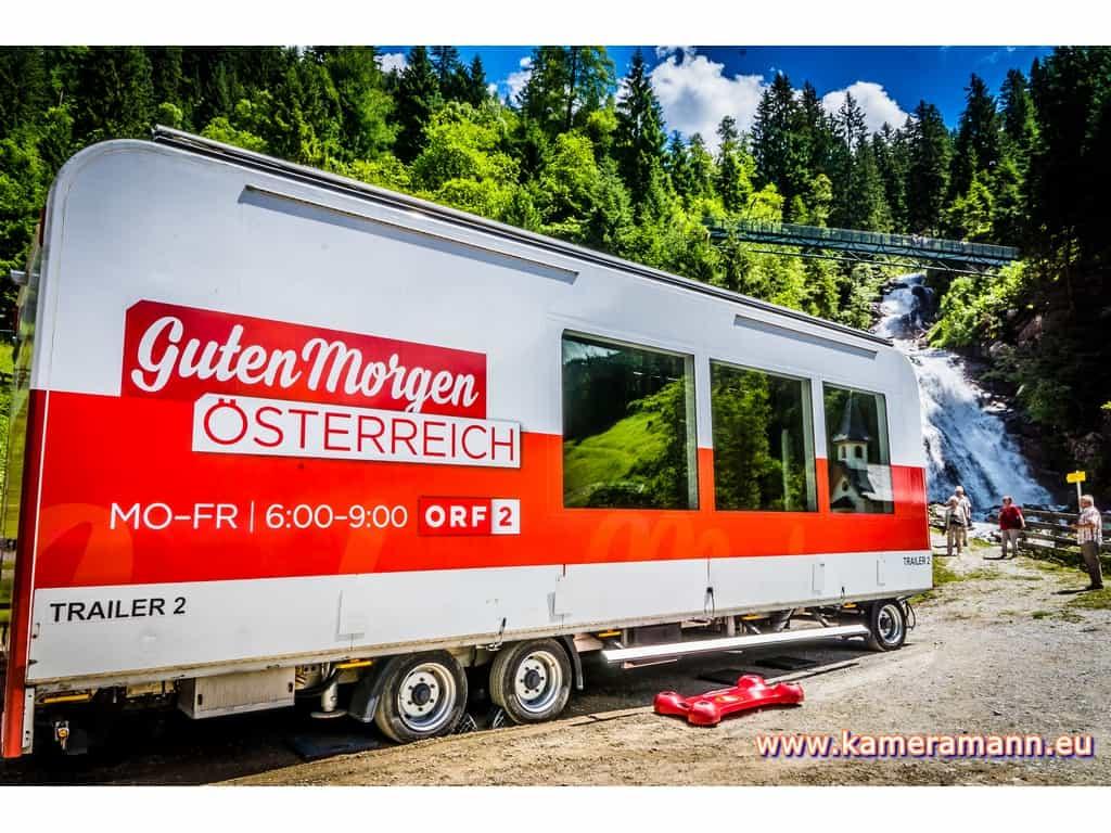 andreas felder kameramann ORF Guten Morgen Österreich 21 Andreas Felder www.kameramann.eu  - ORF Guten Morgen Österreich - Gschnitz