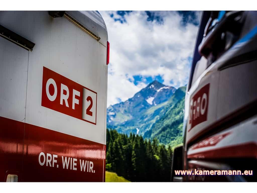 andreas felder kameramann ORF Guten Morgen Österreich 22 Andreas Felder www.kameramann.eu  - ORF Guten Morgen Österreich - Gschnitz