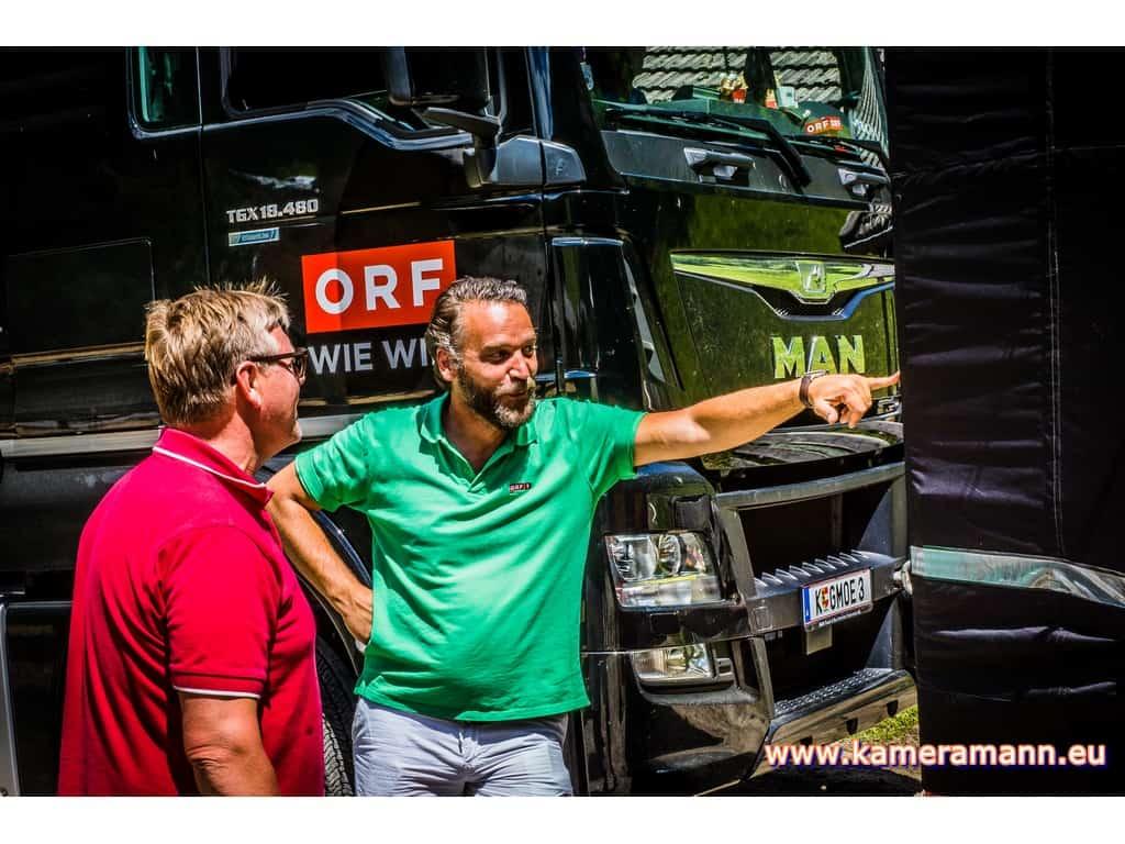 andreas felder kameramann ORF Guten Morgen Österreich 26 Andreas Felder www.kameramann.eu  - ORF Guten Morgen Österreich - Gschnitz