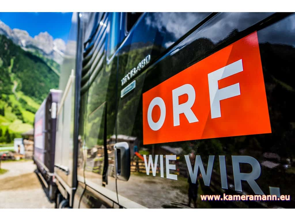 andreas felder kameramann ORF Guten Morgen Österreich 28 Andreas Felder www.kameramann.eu  - ORF Guten Morgen Österreich - Gschnitz