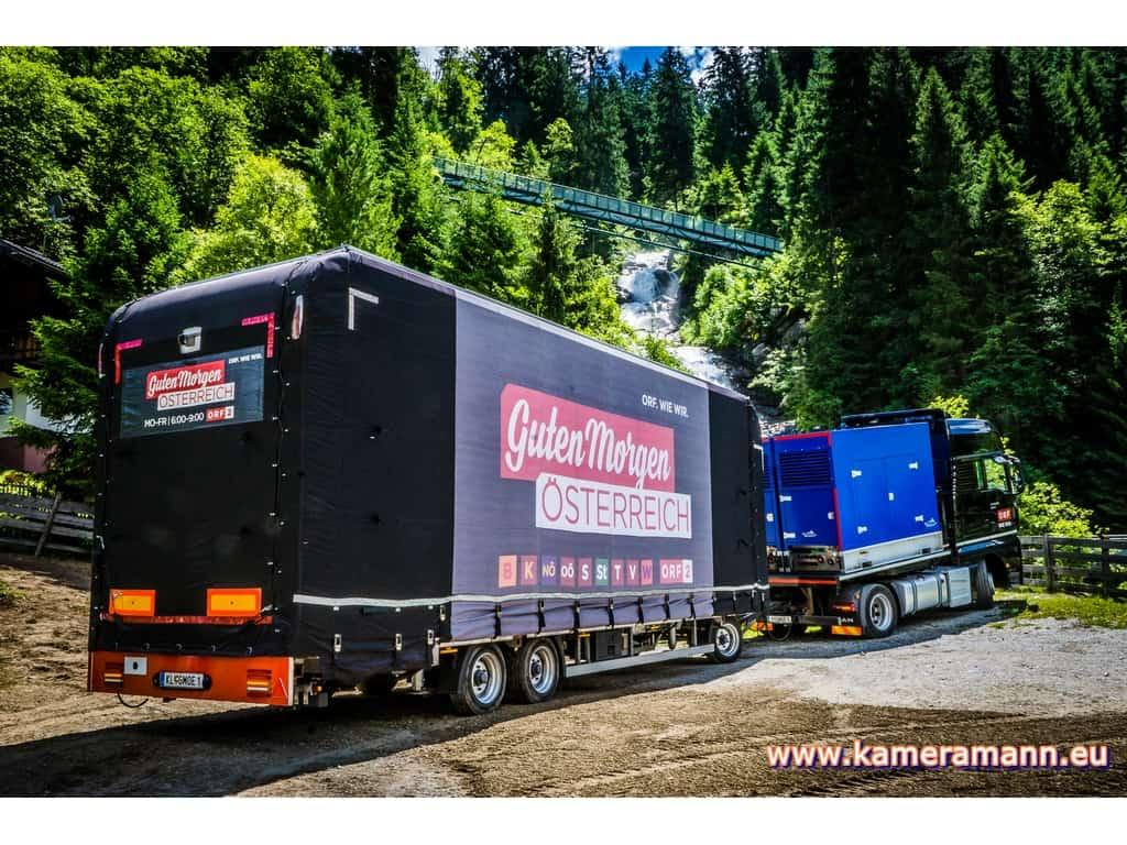 andreas felder kameramann ORF Guten Morgen Österreich 33 Andreas Felder www.kameramann.eu  - ORF Guten Morgen Österreich - Gschnitz
