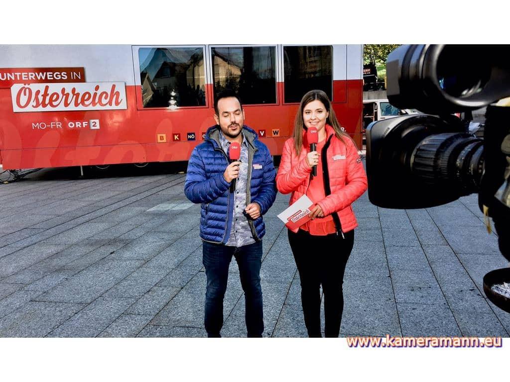 andreas felder kameramann ORF Unterwegs in Österreich 09 - ORF - Unterwegs in Österreich