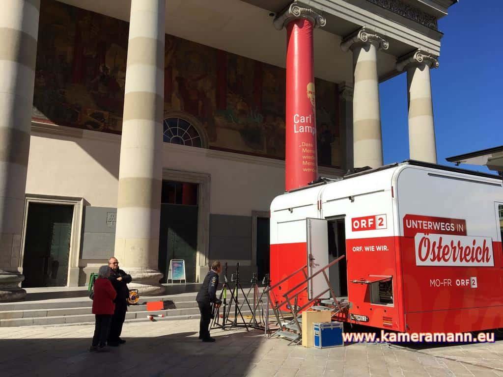andreas felder kameramann ORF Unterwegs in Österreich 10 - ORF - Unterwegs in Österreich