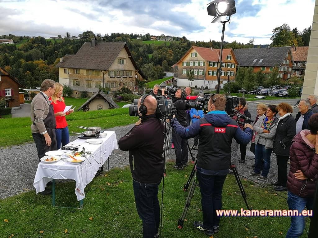 andreas felder kameramann ORF Unterwegs in Österreich 28 - ORF - Unterwegs in Österreich
