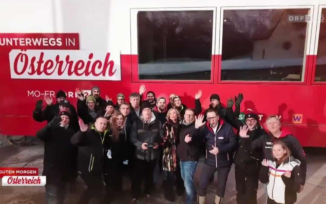 ORF Unterwegs in Österreich Christmas Song