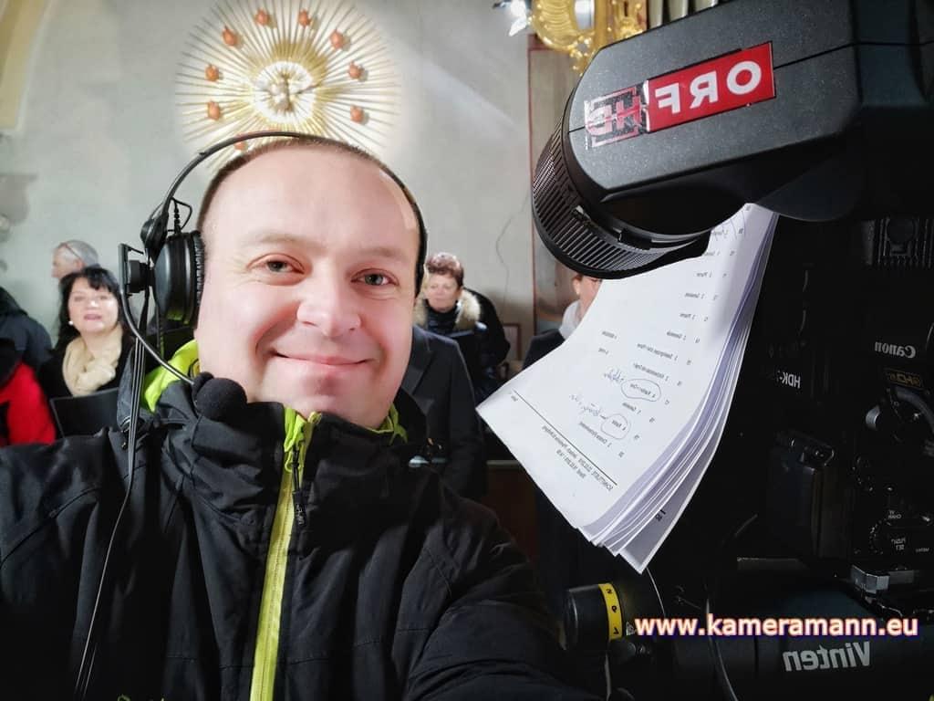 andreas felder kameramann ORF Katholischer Gottesdienst 030218 - ORF/ZDF Katholischer Gottesdienst Live