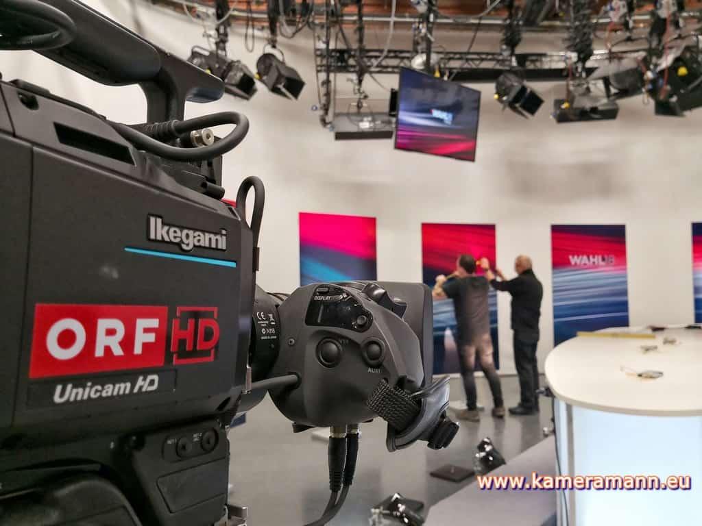 andreas felder kameramann ORF Pressestunde Wahl2018 040218 - ORF Wahl 2018 Live