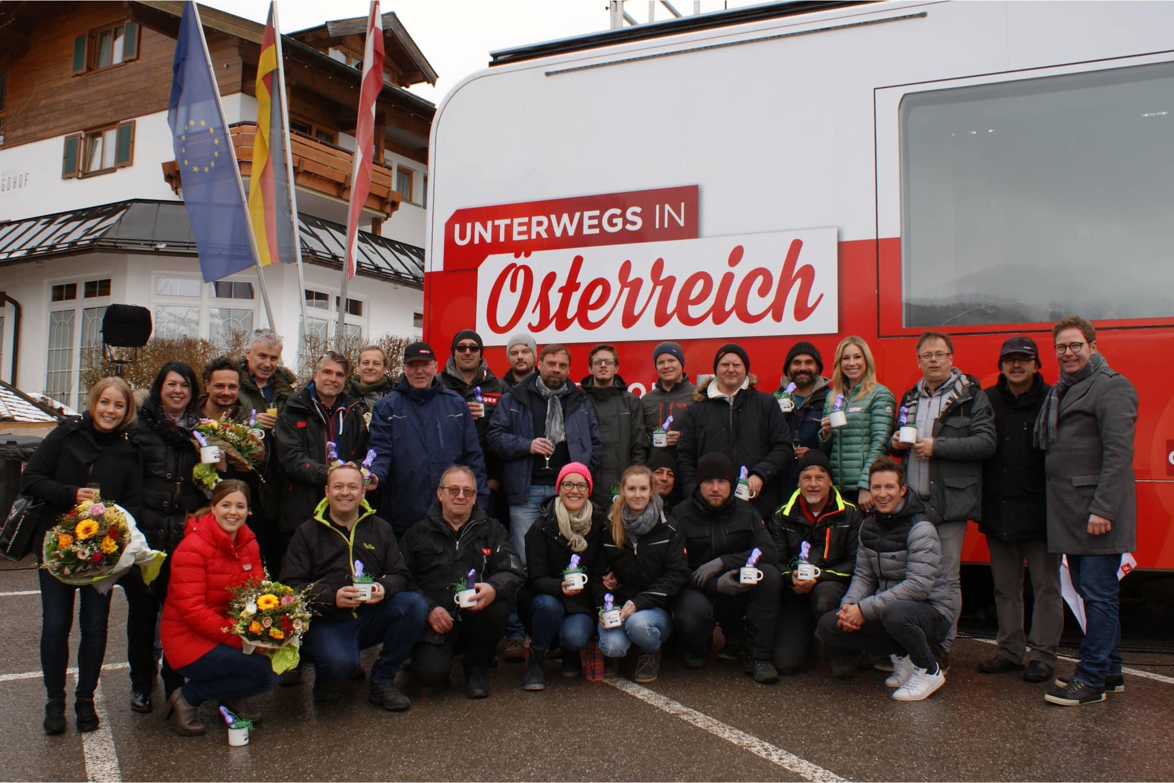 ORF Guten Morgen Österreich 2 Jahre Jubiläum