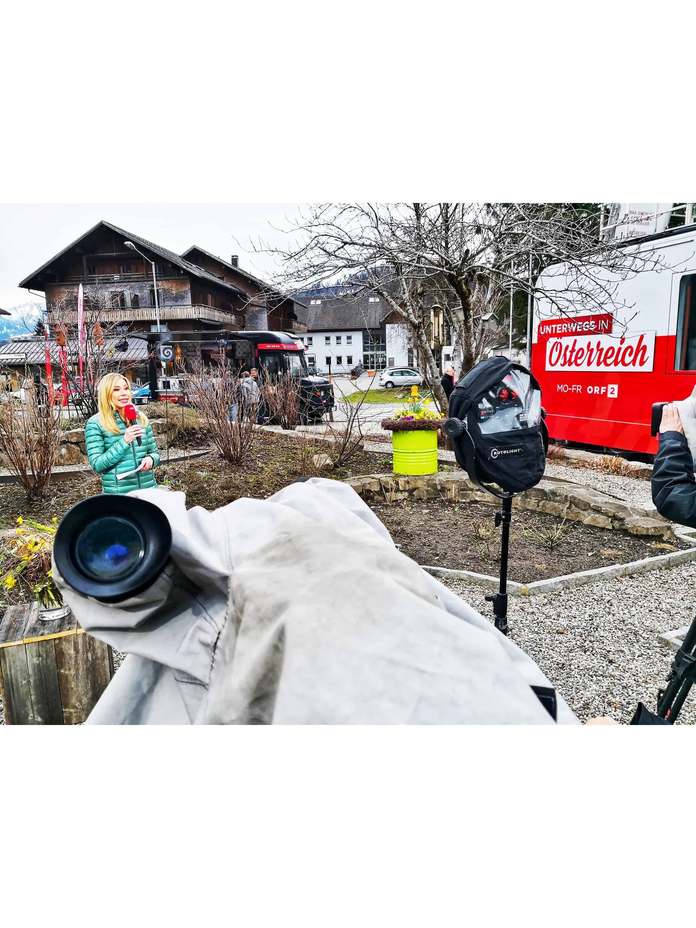 andreas felder kameramann ORF Guten Morgen Österreich ORF Daheim in Österreich 29 29.03.2018 17 24 08 - ORF Unterwegs in Österreich
