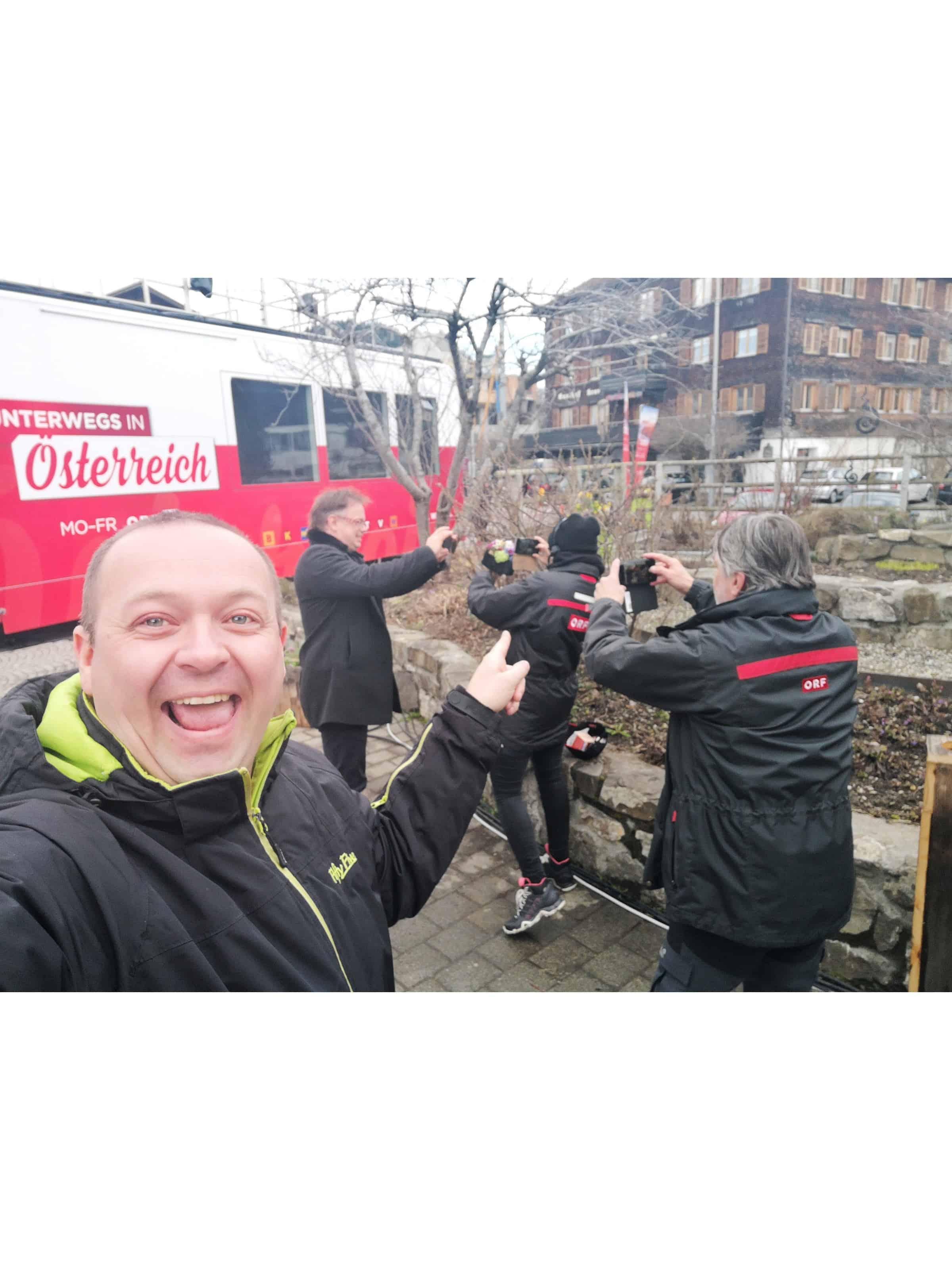 andreas felder kameramann ORF Guten Morgen Österreich ORF Daheim in Österreich 30 30.03.2018 09 30 38 - ORF Unterwegs in Österreich
