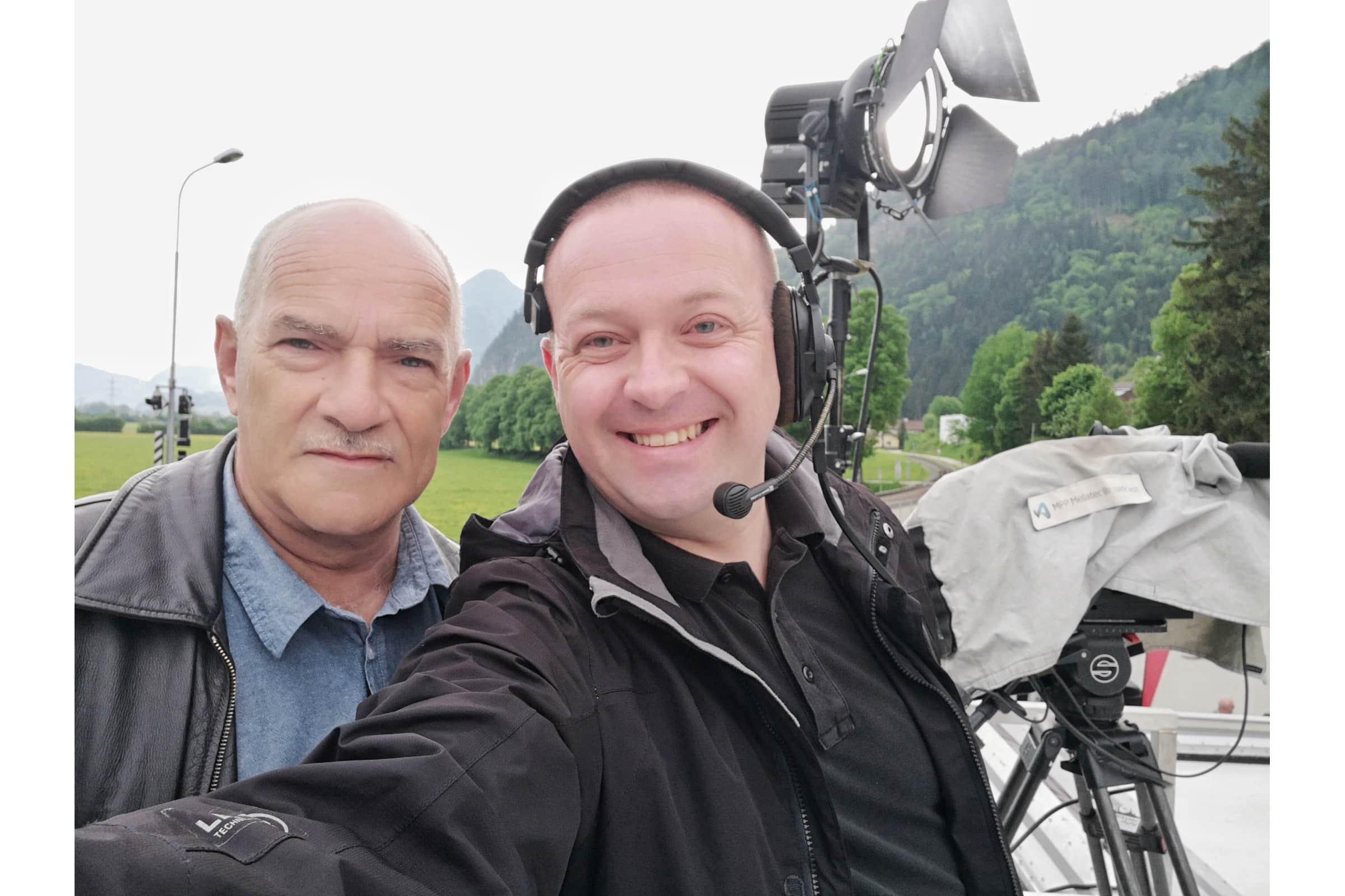 andreas felder kameramann orf unterwegs in österreich 02 02.05.2018 09 02 48 - ORF Unterwegs in Österreich - Tirol