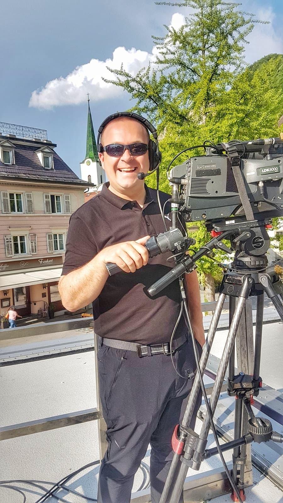 andreas felder kameramann orf unterwegs in österreich 06 NA - ORF Unterwegs in Österreich - Tirol