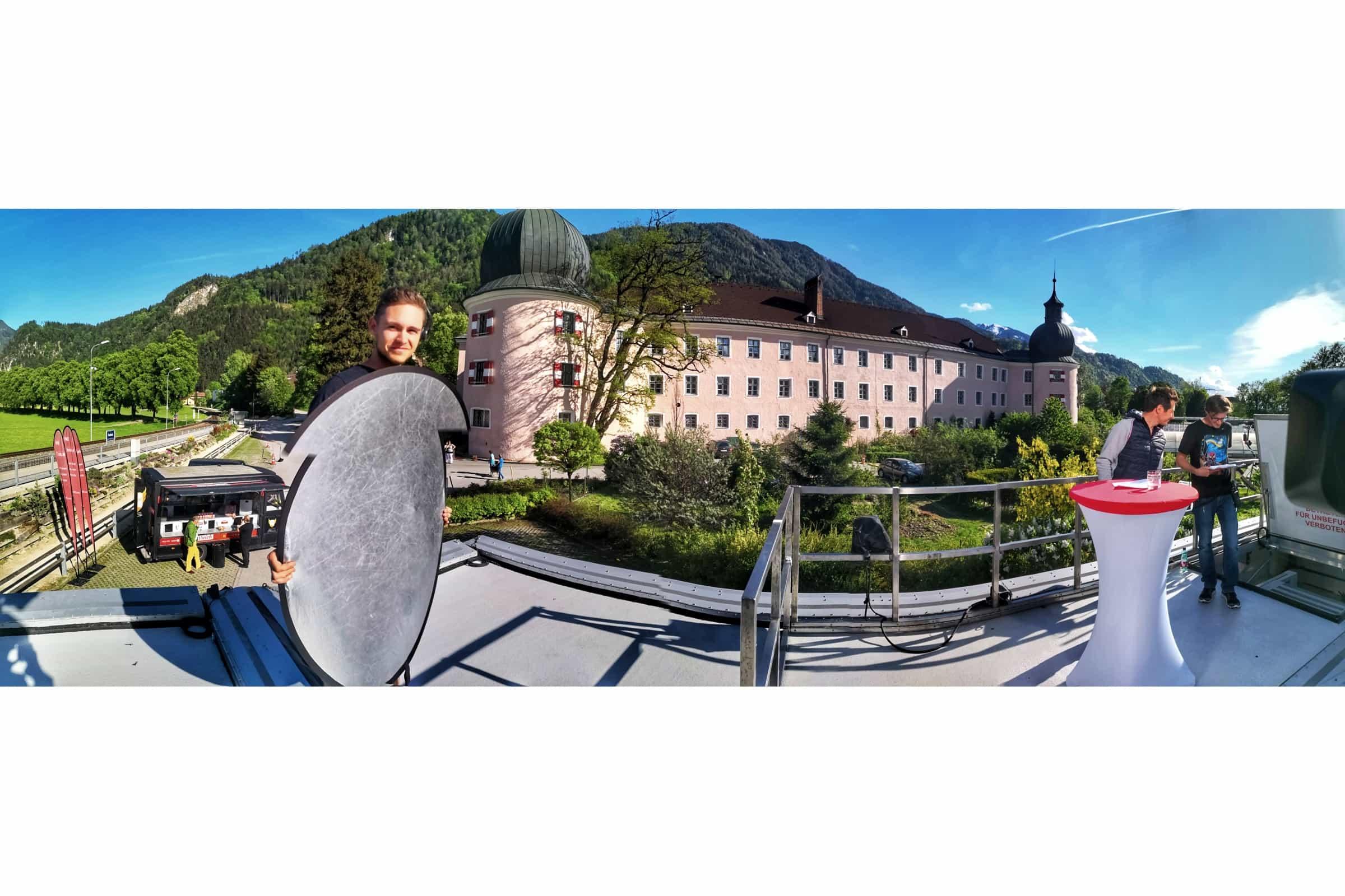 andreas felder kameramann orf unterwegs in österreich 31 30.04.2018 17 20 24 - ORF Unterwegs in Österreich - Tirol