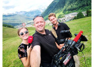 andreas felder kameramann unterwegs in österreich tirol 17 16.07.2018 15 26 34 400x284 - Drehbilder August - ORF, Sky Fussball Live, ServusTv