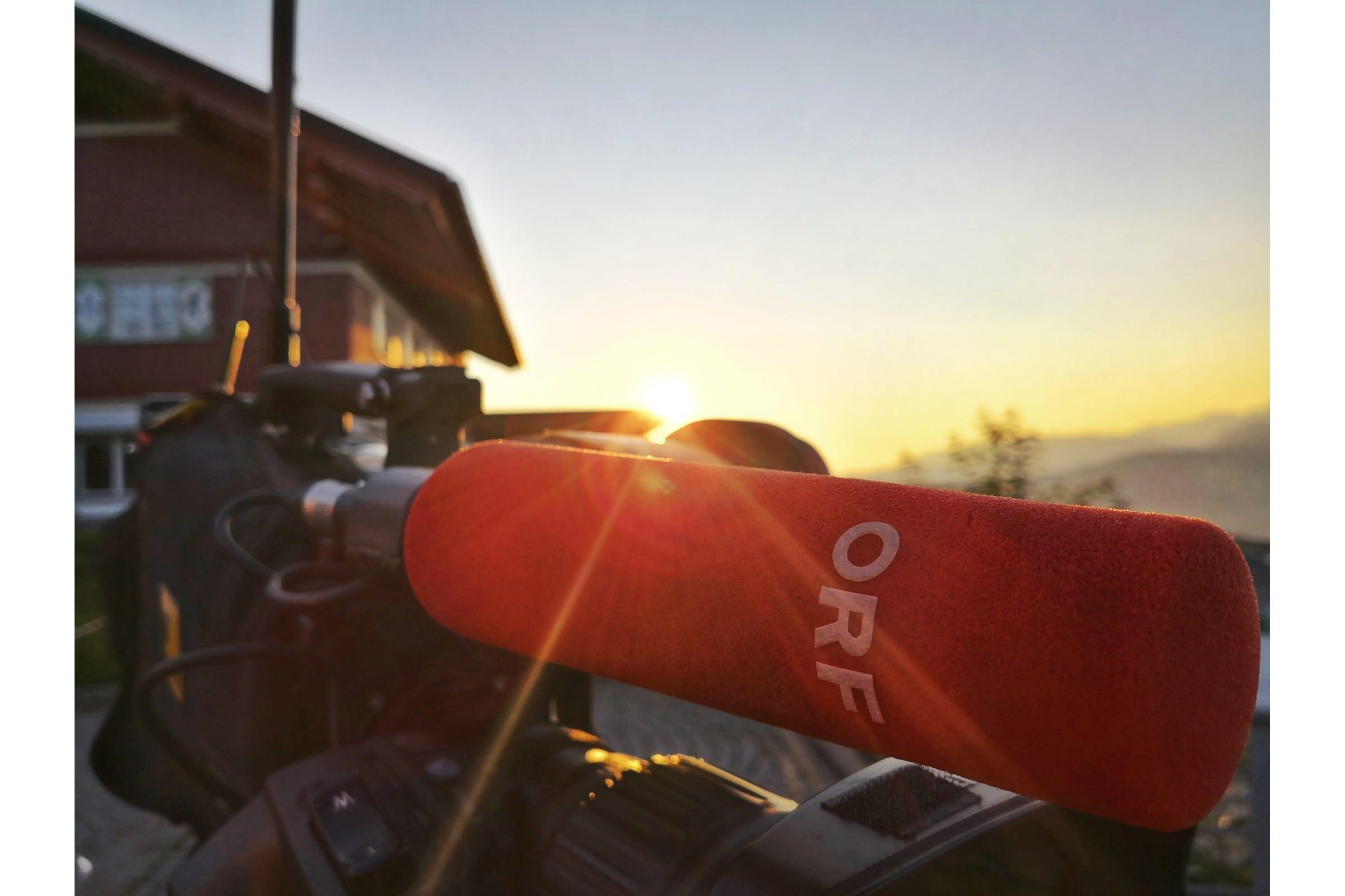 andreas felder kameramann unterwegs in österreich tirol 23 25.07.2018 06 23 59 - ORF Daheim in Österreich