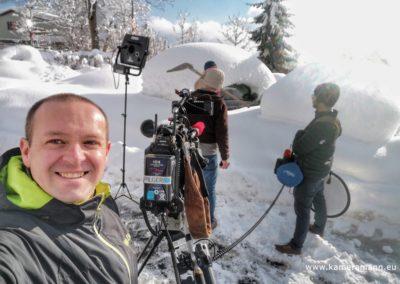 andreas felder kameramann ORF WDR Schneechaos Tirol Live 03 11.01.2019 11 49 25 400x284 - Kameramann Andreas Felder