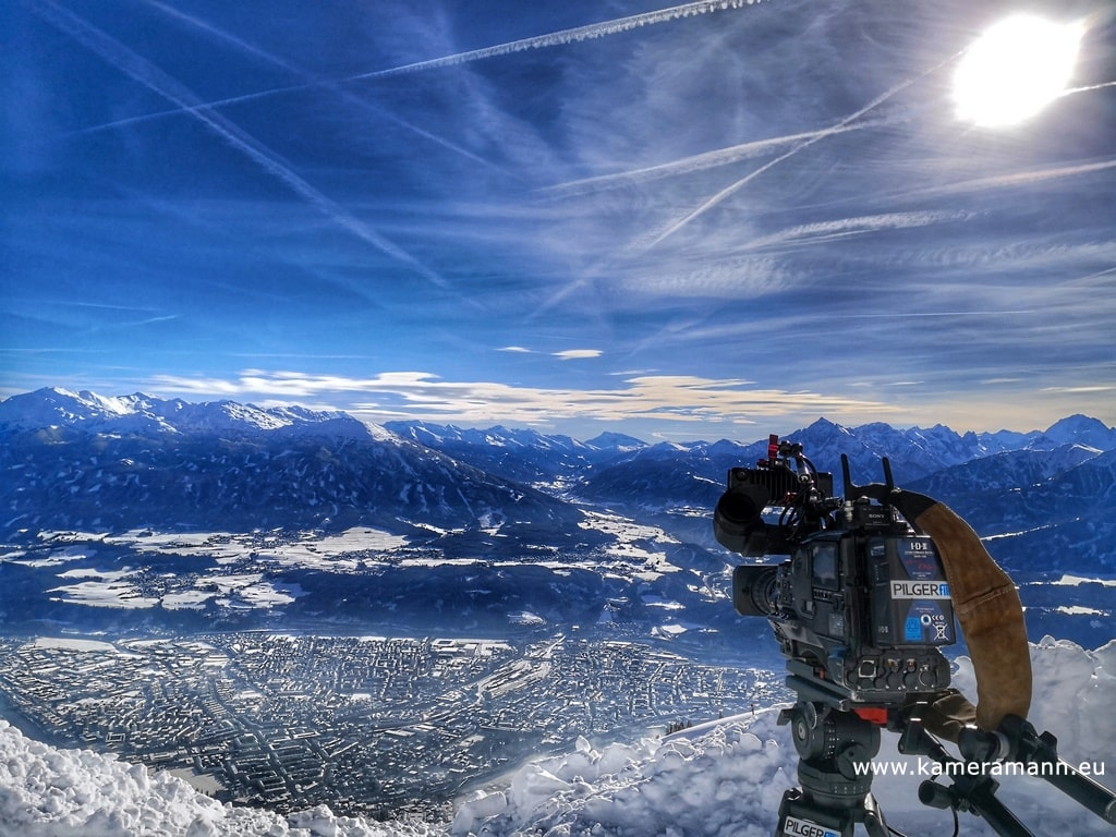 andreas felder kameramann ORF WDR Schneechaos Tirol Live 05 16.01.2019 13 03 52 - Schneechaos in Tirol