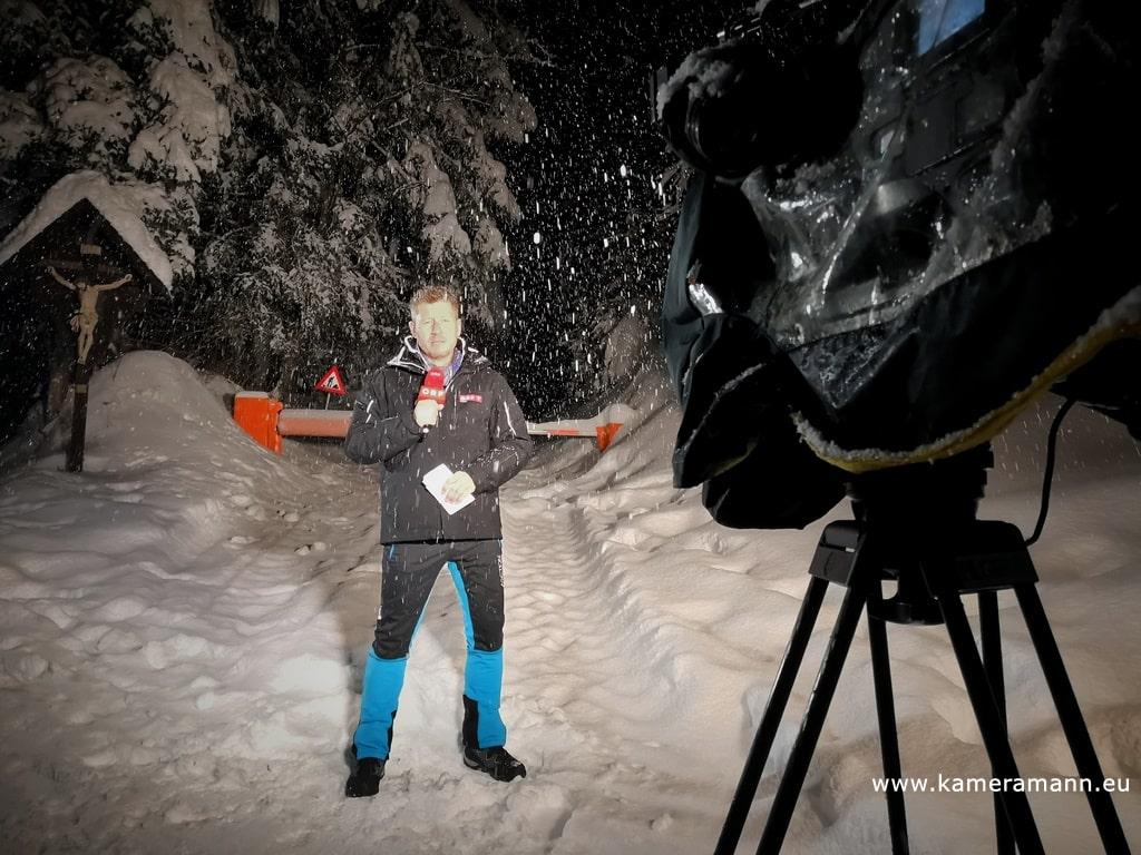 andreas felder kameramann ORF WDR Schneechaos Tirol Live 15 05.01.2019 19 28 28 - Schneechaos in Tirol