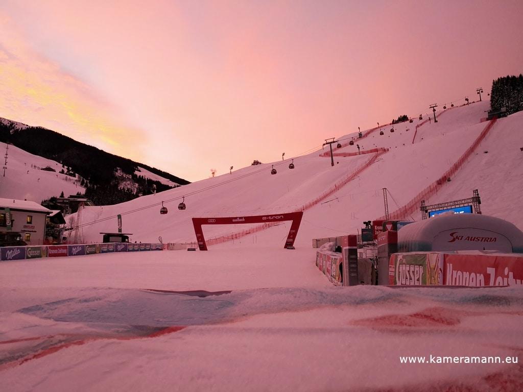 FIS Skiweltcup und Skispringen