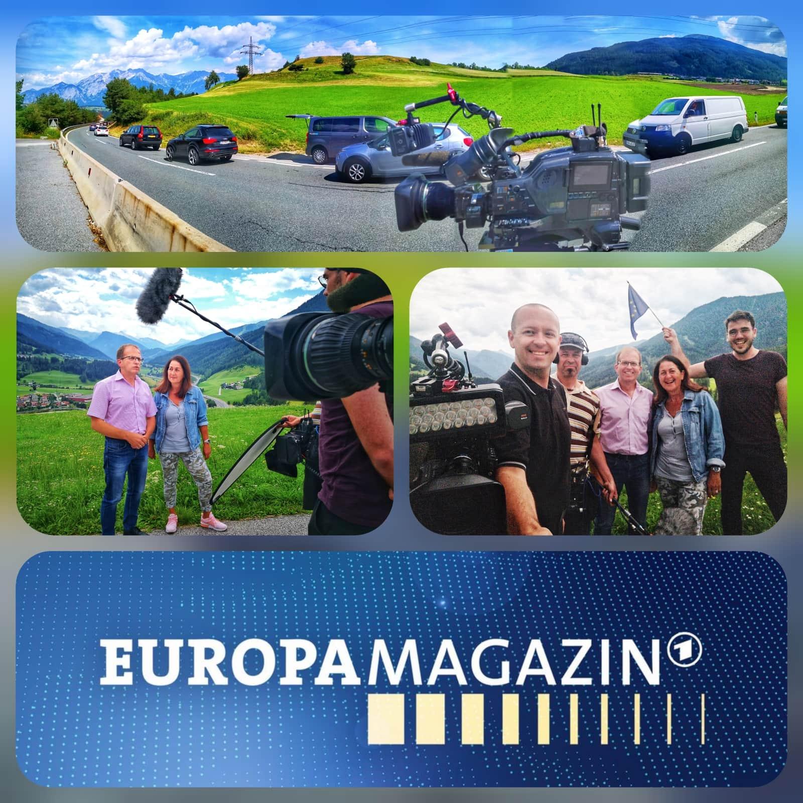 andreas felder kameramann dreharbeiten 05 NA - ARD Europamagazin