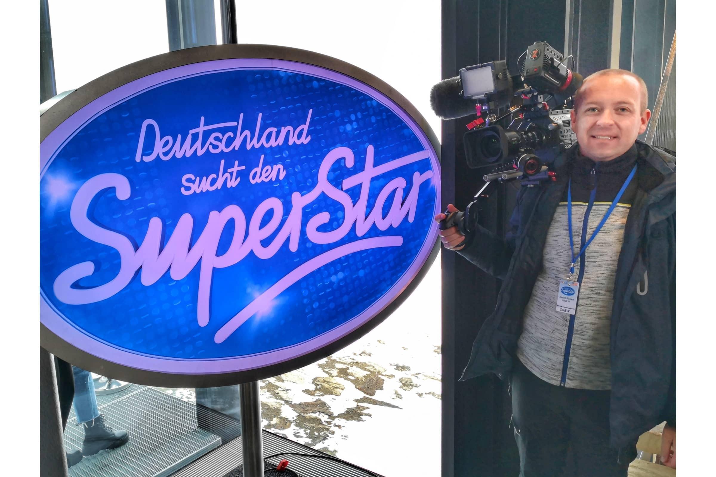 andreas felder kameramann dreharbeiten DSDS2020 RTL 05 07.10.2019 15 42 15 1 - RTL DSDS Deutschland sucht den Superstar 2020
