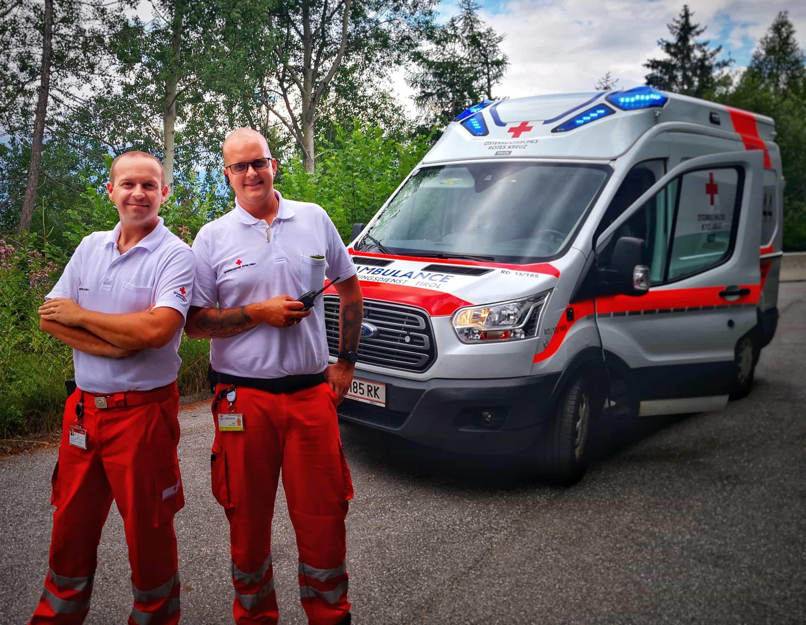 IMG 20190730 164354 02 scaled - Ehrenamtlich Rettungssanitäter, Kriseninterventionsteam - beim Österreichischen Roten Kreuz