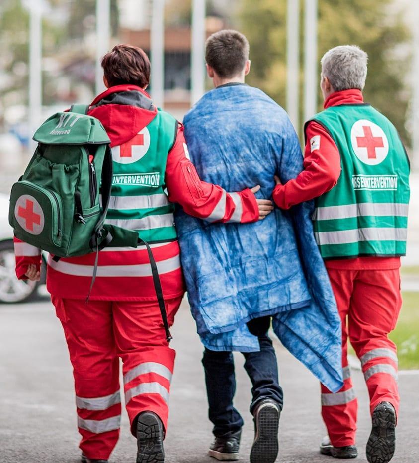 ki2 - Ehrenamtlich Rettungssanitäter, Kriseninterventionsteam - beim Österreichischen Roten Kreuz